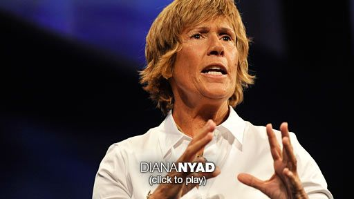 Diana Nyad: Extreme swimming with the world's most dangerous jellyfish | Video on TED.com