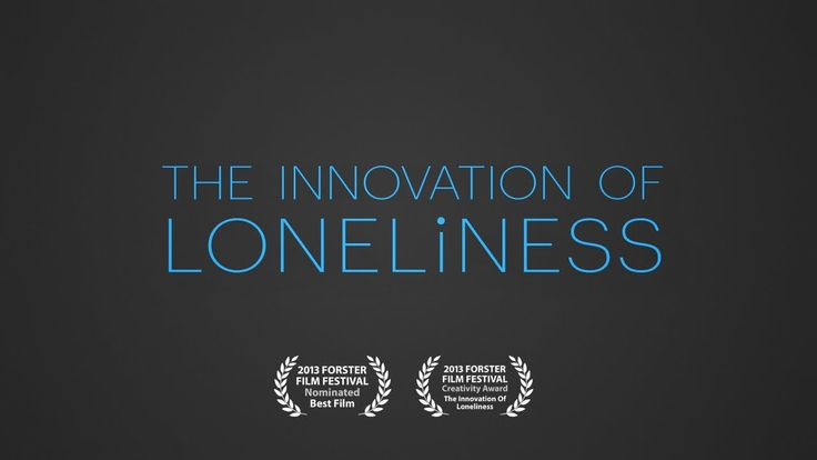 The Innovation of Loneliness What is the connection between Social Networks and Being Lonely? Quoting the words of Sherry Turkle from her TED talk - Connected, But Alone. Also Based on Dr. Yair Amichai-Hamburgers hebrew article -The Invention of Loneliness.  Script, Design & Animation: Shimi Cohen