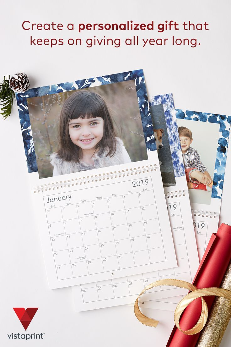 Custom Wall Calendars Are The Perfect Gift For Loved Ones And