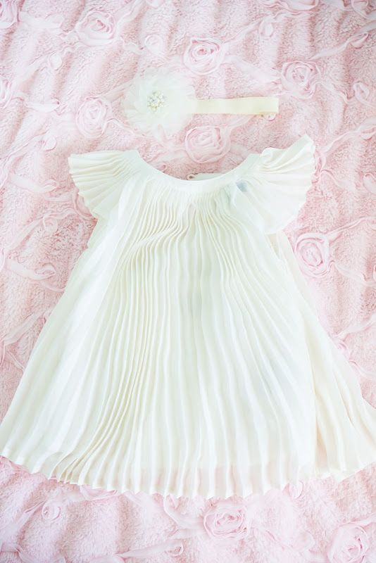 baby blessing dress