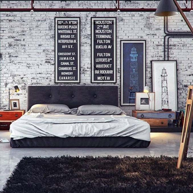 Wall Decor For Mens Bedroom 2 Bedroom Apartment Layout Ideas Bedroom Ideas Nz Bedroom Decor Black And Silver: 25+ Best Ideas About Men Home Decor On Pinterest