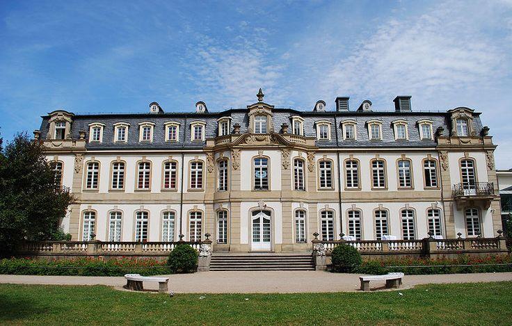 Büsing Palace, Offenbach am Main,                                                                                                                                                                                 More