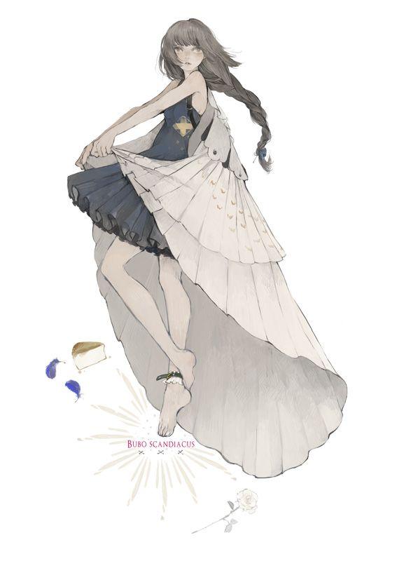 ふくろうのマント ◆ シロフクロウ