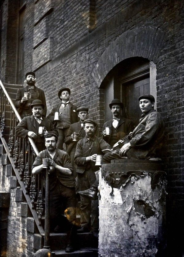 In Search Of The Rope Makers Of Stepney