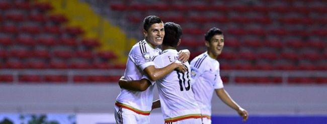 Selección Mexicana Sub-20 golea 5-0 ante Canadá - http://www.notimundo.com.mx/deportes/seleccion-mexicana-2/