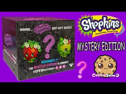 MEGA Large Random Package Lot of 100 Shopkins Season Exclusives - Toy Unboxing Video Cookieswirlc - YouTube