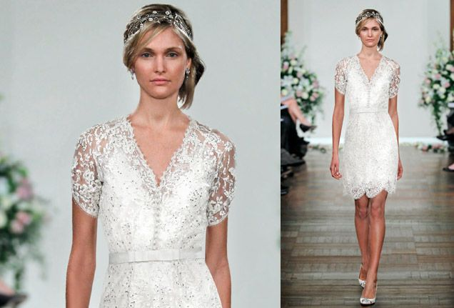 This Jenny Packham gown is the epitome of bohemian charm