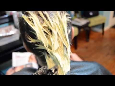 Removing (Pravana) Vivids with Rebecca Taylor of Vivid Artistic Hair Design  She…