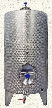 Rozsdamentes acél, áló hengeres  bor ill. pálinka tároló zárt tartály 600-10000 literig. Bővebb infók a www.tartalywebaruhaz.hu oldalon !