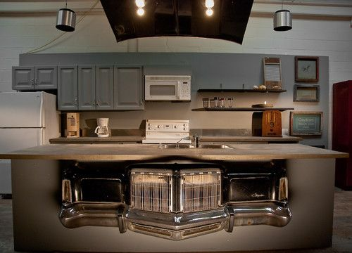 Trash or Treasure - eclectic - kitchen - toronto - Lucid Interior Design Inc.
