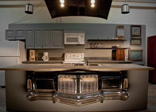Trash or Treasure - eclectic - kitchen - toronto - Lucid Interior Design Inc.