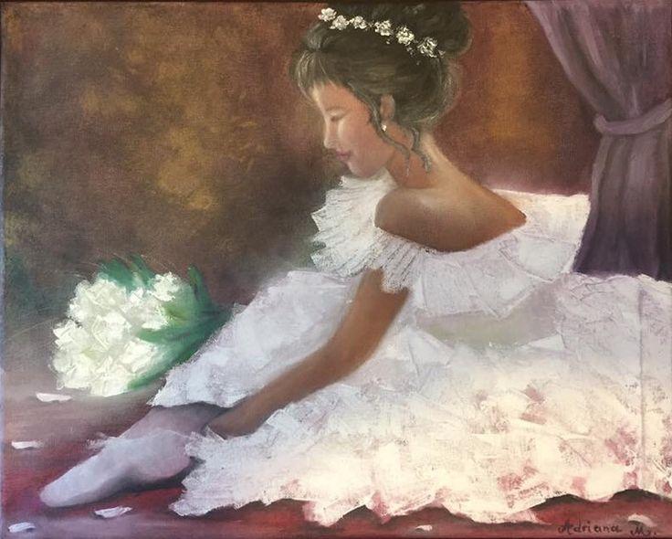 """""""Baletul este o formă perfect geometrică. Balerinele sunt geometriile perfecte ale Creatorului."""" Albert Einstein Nuam uitat niciodată imaginea balerinei de portelan, """"bibeloul""""copilariei n…"""