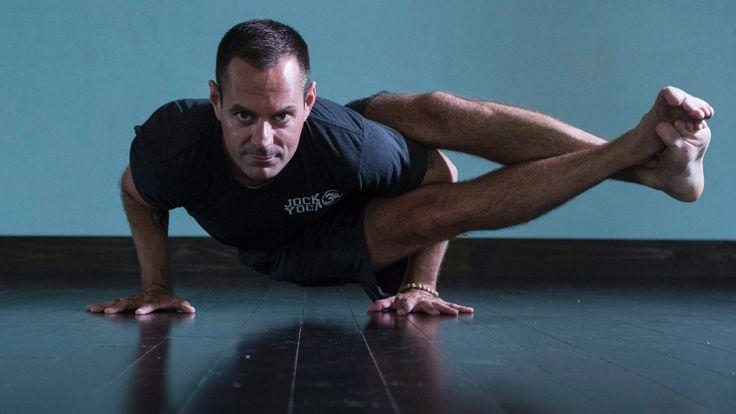 Broga: A macho twist on yoga for men who want a more vigorous workout.