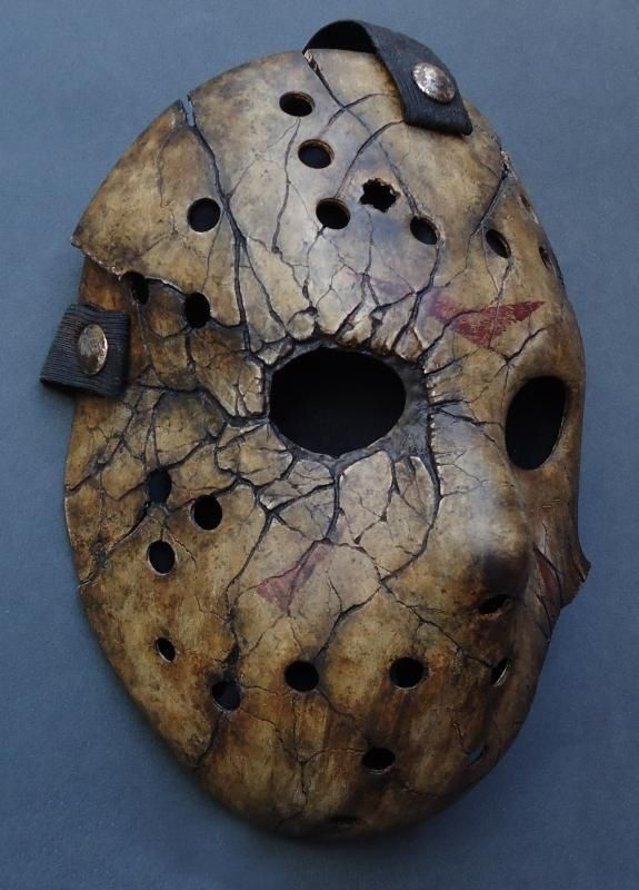 The Mask of Jason !! Cool ! =D