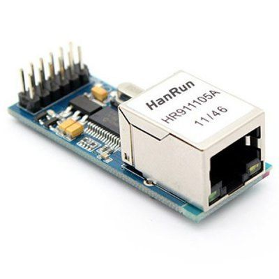 Arduino Compatible JY-MCU ENC28J60 Ethernet LAN Network Module (STM32/51/AVR/LPC/PIC)-4.31 and Free Shipping| GearBest.com