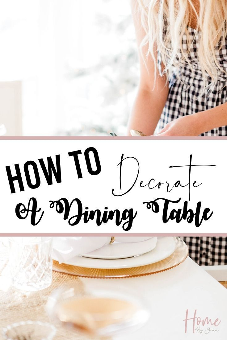 How To Decorate Dining Table When Not In Use Dining Table Decor Dining Table Dining