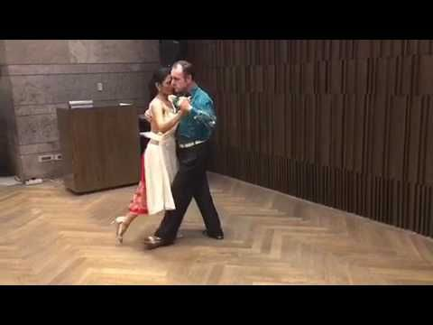 Workshop and milonga with Aykut