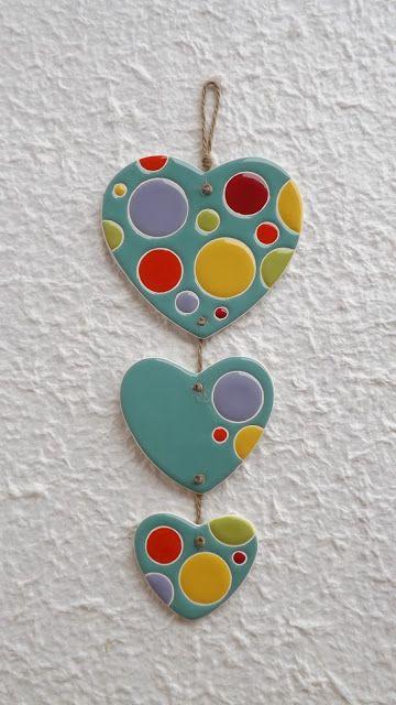 la cerámica como una profesión: BOMBONIERE