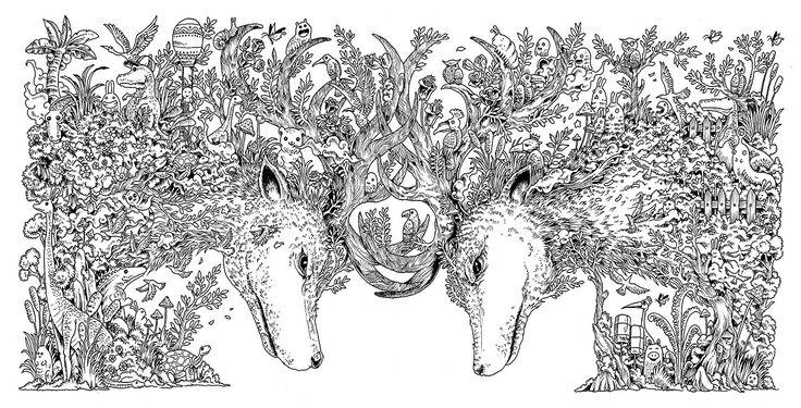 18 best Mandala images on Pinterest | Malbücher, Malvorlagen und ...
