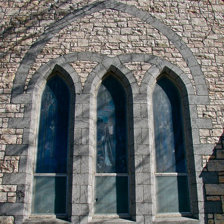 Bethany Church (1808) – triple arched windows | Flickr