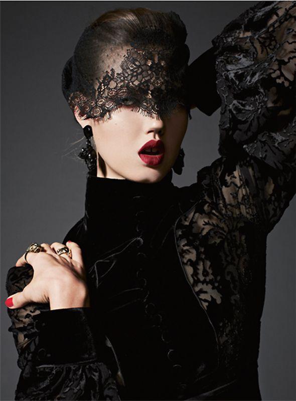 Lindsey Wixson by Michael Schwartz for Harper's Bazaar Korea