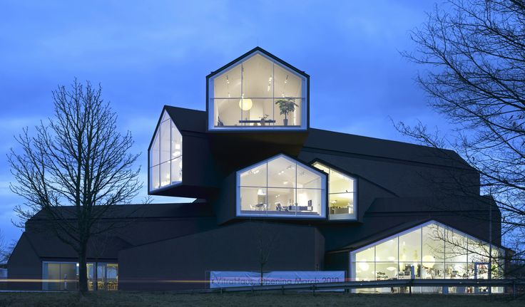 Herzog & de Meuron Architecture Photos | VitraHaus is Herzog & de Meuron's contribution to the campus of Germany's Vitra Design Museum | Architectural Digest