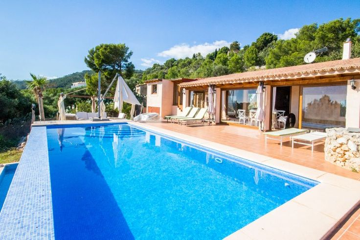 Beautiful house for long term rent in Génova in Mallorcs.