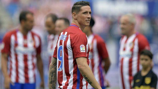 """Fernando Torres: """"Vamos a llenar de cariño el Metropolitano"""""""