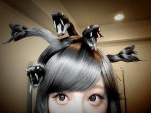 Kyary Pamyu Pamyu - Medusa hair♡