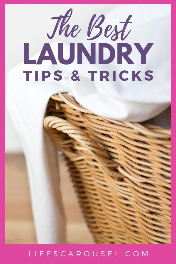 Laundry Tips Panosundaki Pin