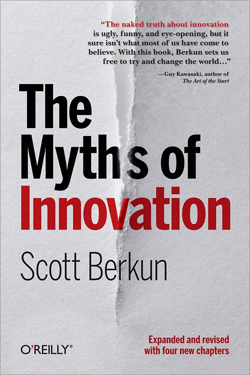 How to Pitch an Idea -- Excerpted from The Myths of Innovation (O'Reilly Media) #freelance #design