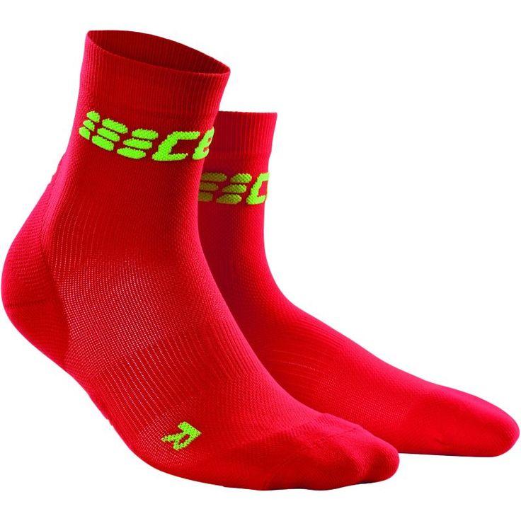 CEP Men's Dynamic +Run Ultralight Short Socks