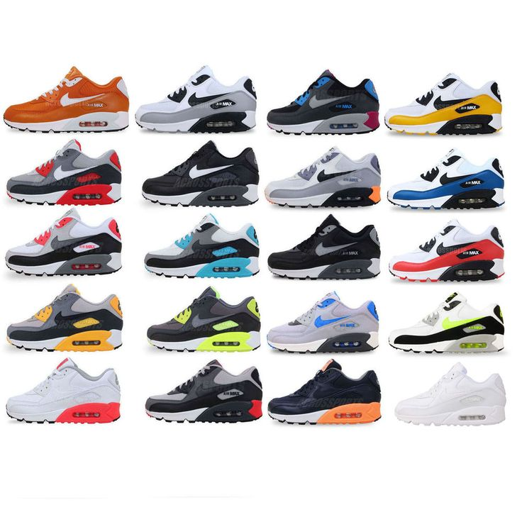 Nike Air Max 90 Essential Mens Classic 2014 Sportswear NSW Running Shoes Pick 1 #NIKE #AthleticSneakers