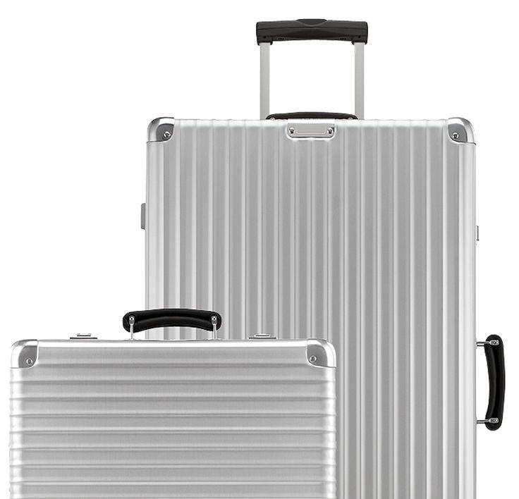 valise RIMOWA.. les plus jolies pour tous les voyages.. pour tous les jours..