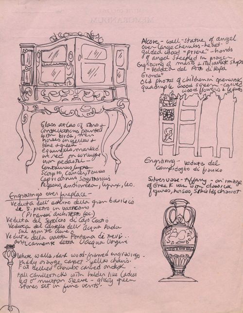A page from Sylvia Plath's personal journal, September 161959.