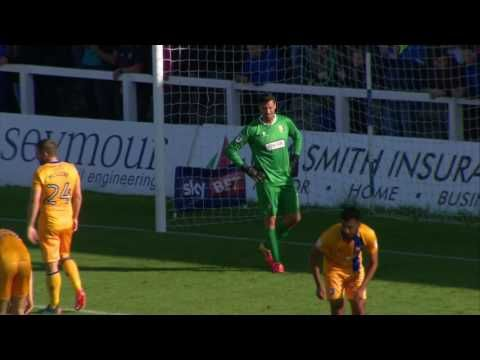 Hartlepool United FC vs Mansfield Town - http://www.footballreplay.net/football/2016/09/17/hartlepool-united-fc-vs-mansfield-town/