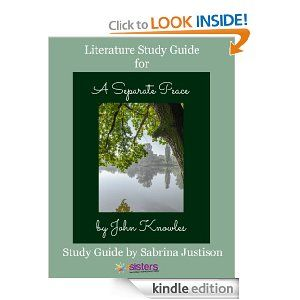 A Separate Peace - Literature Study Guide free kindle download