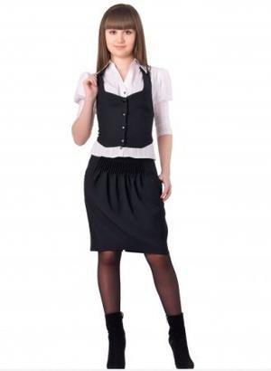Школьная юбка описание
