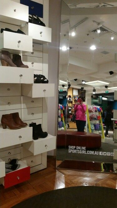 Happy shopping in Sydney, Australia