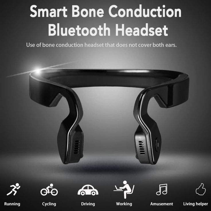 S6 <b>Wireless Bluetooth</b> Headset <b>Bone Conduction</b> Outdoor Sports ...