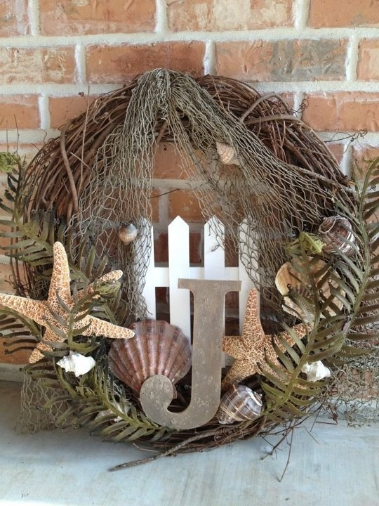 Wreath for door