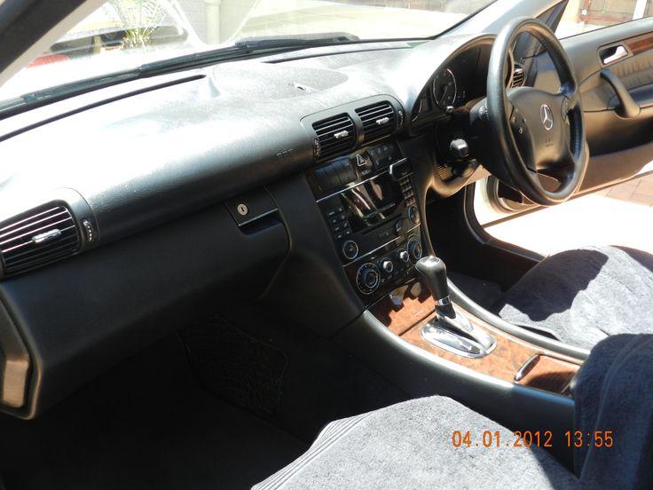 2006 C320 CDI W203