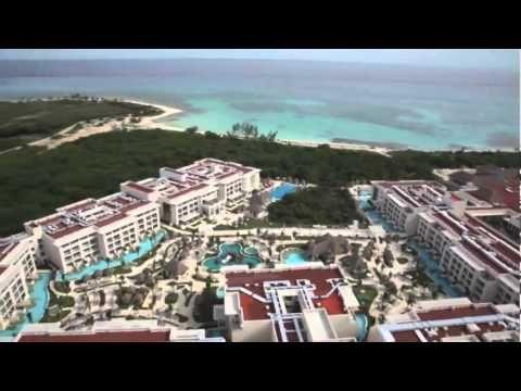 Hotel Paradisus Playa del Carmen La Perla & La Esmeralda / The Pure Freedom To Just Be... - YouTube