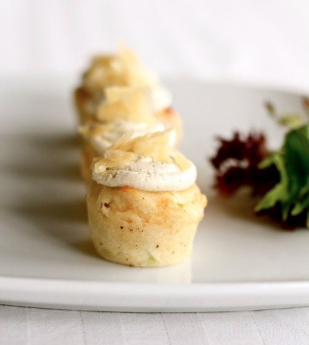 #Ghermez savoury #cupcakes. Perfect for every occasion!