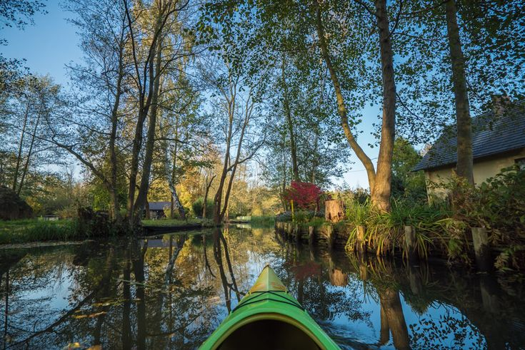 The Perfect Spreewald Day Trip from Berlin from Be My Travel Muse