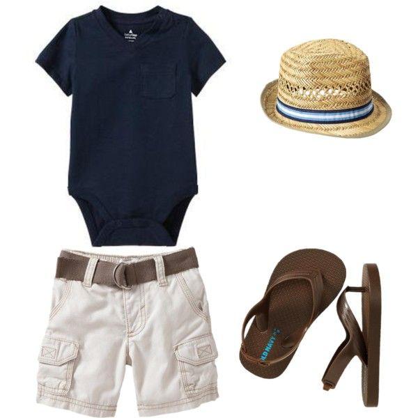 Jongens zomer outfit