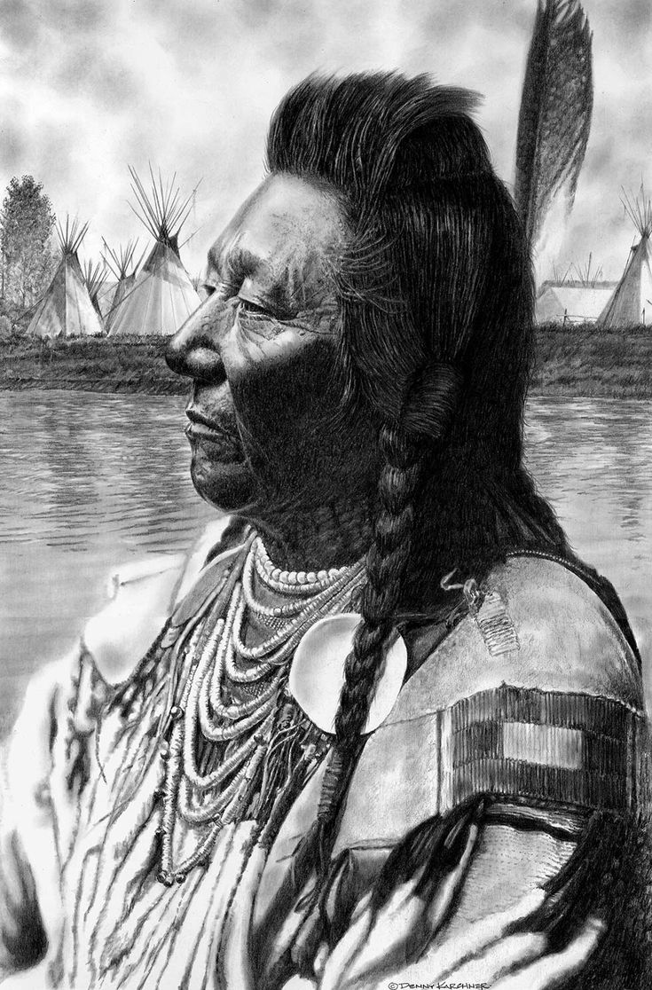 Plenty Coups was a Crow chief and visionary leader. He allied Crow with the whites when the war for the West was being fought, because the Sioux and Cheyenne (who were opposing white settlement of the area) were the traditional…</p>