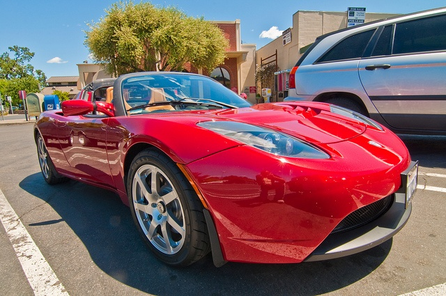 Luxury Vehicle: My Dream Car... Tesla And A Few Others