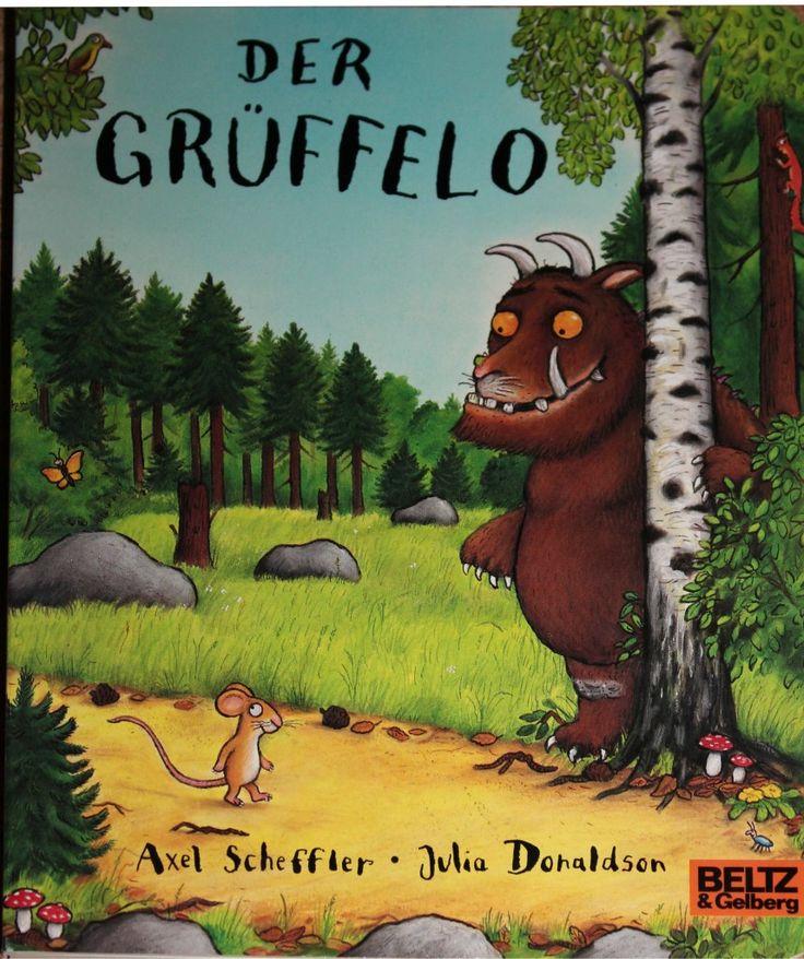 Buch Cover von Der Grüffelo