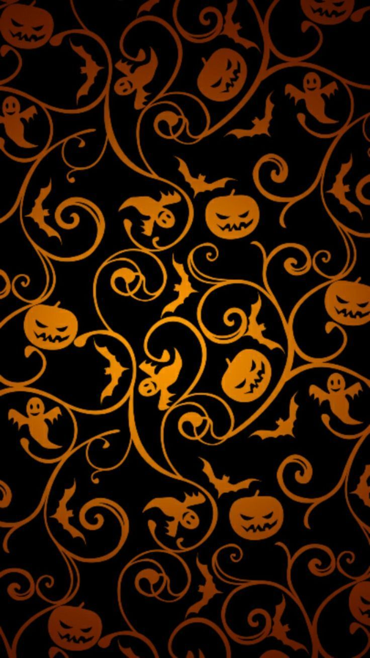 Trick Or Treat Halloween Wallpapers Halloweenbackgroundswallpapers Halloween Wallpaper Iphone Halloween Wallpaper Pretty Wallpapers